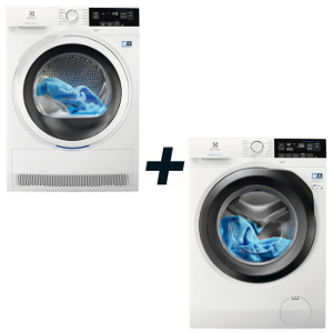 ELECTROLUX EW6F38MW + EW9HL83W3 - MediaWorld.it