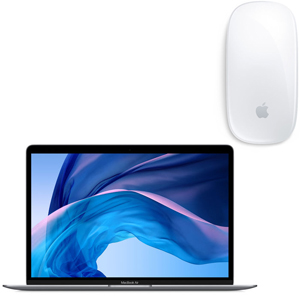 "APPLE MacBook Air 13"" 256GB Space Grey MWTJ2T/A 2020 + APPLE Magic Mouse 2 - MediaWorld.it"