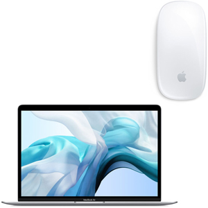 "APPLE MacBook Air 13"" 256GB Silver MWTK2T/A 2020 + APPLE Magic Mouse 2 - MediaWorld.it"
