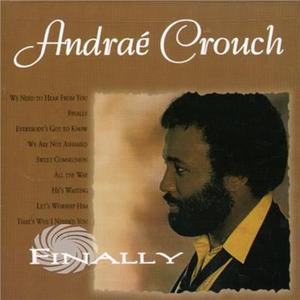 Crouch,Andrea - Finally - CD - MediaWorld.it