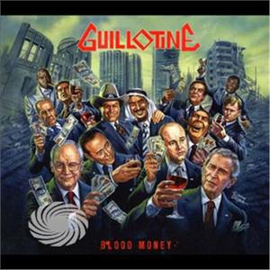 Guillotine - Blood Money - CD - MediaWorld.it