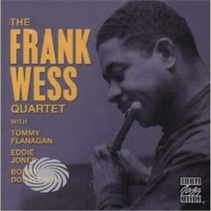 Wess,Frank Quartet - Frank Wess Quartet - CD - MediaWorld.it