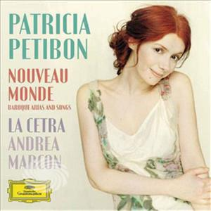 Petibon,Patricia - Nouveau Monde-Baroque Arias & Songs - CD - MediaWorld.it