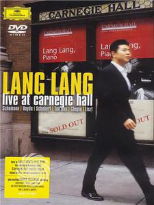 Lang Lang - Lang Lang - Live at Carnegie Hall - DVD - MediaWorld.it