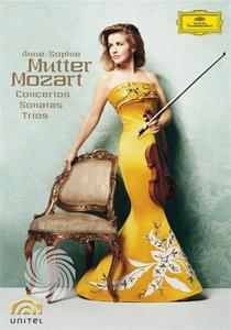 Anne-Sophie Mutter - MOZART - MUTTER - CONCERTI,SONATE,TRII - DVD - MediaWorld.it