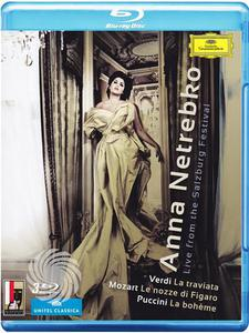 Anna Netrebko - Anna Netrebko - Live from the Salzburg Festival - Blu-ray - MediaWorld.it