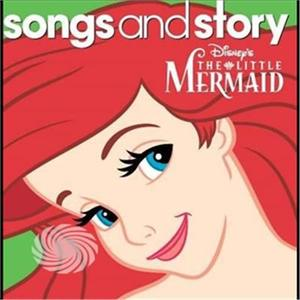 Disney Songs & Story - Little Mermaid - CD - MediaWorld.it