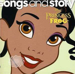 Disney Songs & Story - Princess & The Frog - CD - MediaWorld.it