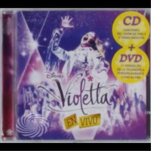 Violetta - En Vivo - CD - MediaWorld.it