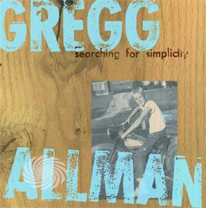 Allman,Gregg - Searching For Simplicity - CD - MediaWorld.it