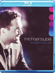 Michael Buble' - Michael Bublè - Caught in the act - Blu-ray - MediaWorld.it