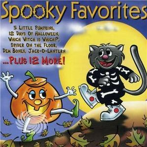 Spooky Favorites - Spooky Favorites - CD - MediaWorld.it