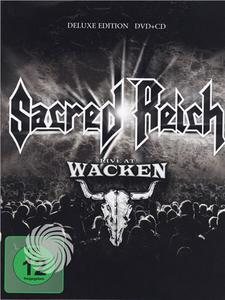 Sacred Reich - Sacred Reich - Live at Wacken - DVD - MediaWorld.it