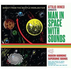 Attilio Mineo - Man In Space With Sounds - CD - MediaWorld.it