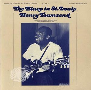 Townsend,Henry - Vol. 3-Blues In St. Louis: Henry Townsend - CD - MediaWorld.it