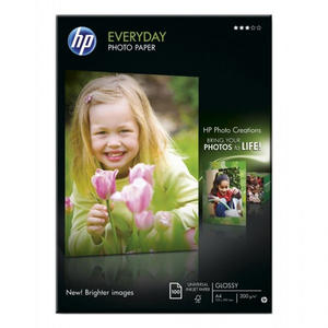 HP Everyday Photo Paper Q2510A - MediaWorld.it