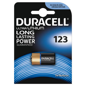 DURACELL Ultra Photo DL123A - MediaWorld.it