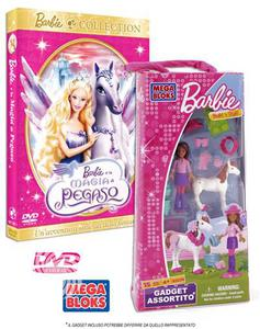 Barbie e la magia di Pegaso - DVD - MediaWorld.it