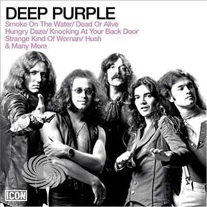 Deep Purple - Icon: Deep Purple - CD - MediaWorld.it