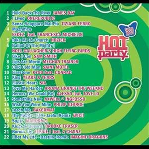 V/A - Hot Party Spring 2015 - CD - MediaWorld.it