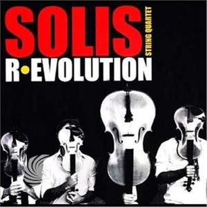 SOLIS STRING QUARTET - R.EVOLUTION - CD - MediaWorld.it