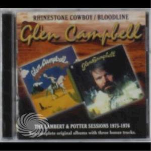 Campbell,Glen - Rhinestone Cowboy/Bloodline - CD - MediaWorld.it