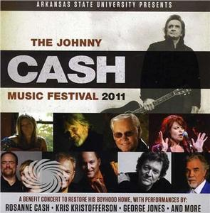 Johnny Cash Music Festival - Johnny Cash Music Festival 2011 - CD - MediaWorld.it