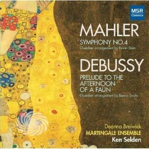 Mahler/Debussy - Symphony No. 4 - CD - MediaWorld.it