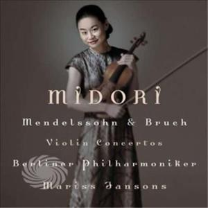 Midori - Plays Mendelssohn/Bruch - CD - MediaWorld.it