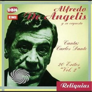 De Angelis,Alfredo - Canta Carlos Dante: 20 Grandes Exitos - CD - MediaWorld.it