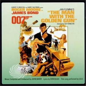 Various Artists - Man With The Golden Gun - CD - MediaWorld.it