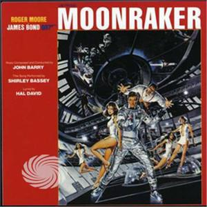 Various Artists - Moonraker - CD - MediaWorld.it