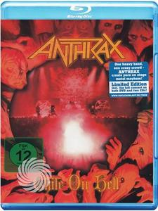 Anthrax - Anthrax - Chile on hell - Blu-ray - MediaWorld.it