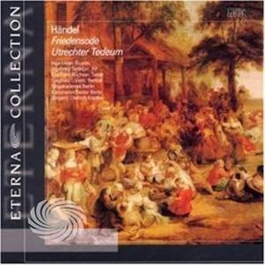 Handel,G.F. - Friedensode/Utrechter Te Deu - CD - MediaWorld.it