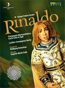 GEORG FRIEDRICH HANDEL - RINALDO - DVD - MediaWorld.it