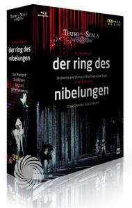 Richard Wagner - Ring des nibelungen - L'anello del nibelungo - Blu-Ray - MediaWorld.it