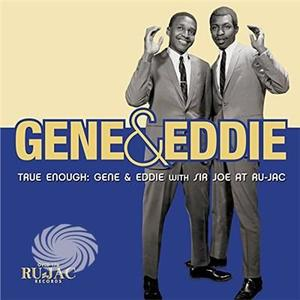 Gene & Eddie - True Enough: Gene & Eddie With Sir Joe At Ru-Jac - CD - MediaWorld.it