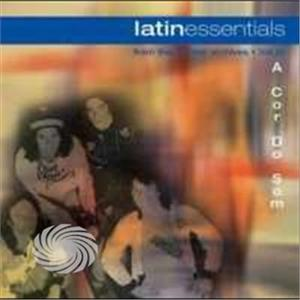 A COR DO SOM - LATIN ESSENTIALS - CD - MediaWorld.it