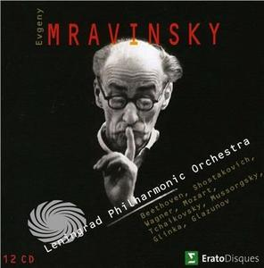 Beethoven/Shostakovich/Wagner/Mozart/Tchaikovsky/M - Mravinsky Edition - CD - MediaWorld.it