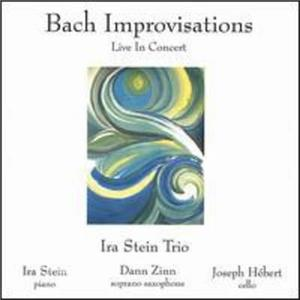 Stein,Ira - Bach Improvisations - CD - MediaWorld.it