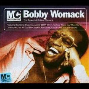 WOMACK, BOBBY - MASTERCUTS LEGENDS - CD - MediaWorld.it