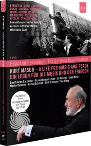 MASUR,GEWANDHAUS,VERBIER - KURT MASUR - A LIFE FOR - DVD - MediaWorld.it