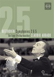 Beethoven - Symphonies 2 & 5 - DVD - MediaWorld.it