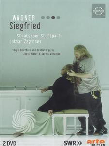Richard Wagner - Siegfried - DVD - MediaWorld.it