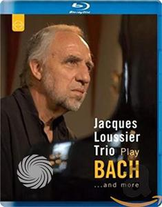 RAVEL MAURICE - JACQUES LOUSSIER TRIO PLAY BACH... AND MORE - BOLERO - Blu-Ray - MediaWorld.it
