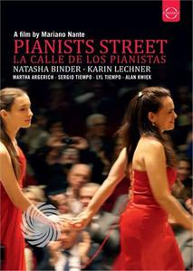 PIANISTS STREET - LA CALLE DE LOS PIANISTAS - DVD - MediaWorld.it