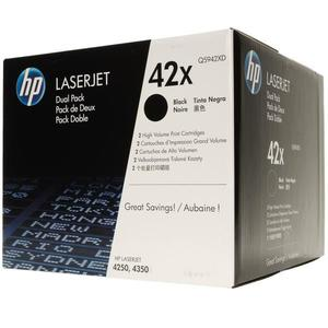 HP Toner 42X Nero 2 pezzi - MediaWorld.it
