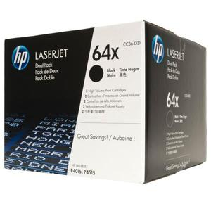 HP Toner 64X Nero 2 pezzi - MediaWorld.it