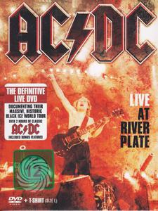 AC/DC - AC/DC - Live at River Plate - DVD - MediaWorld.it