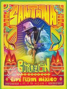 Santana - Santana - Corazon - Live from Mexico - Live it to be believe it - DVD - MediaWorld.it